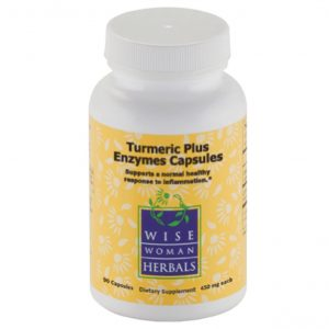 Turmeric Plus Enzymes Capsules