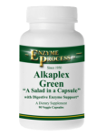 "Alkaplex Green ""Salad in a Capsule"""