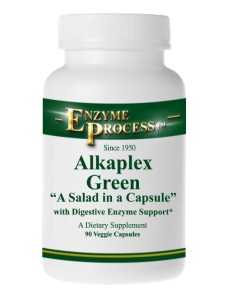 "Alkaplex Green ""Salad in a Capsule"""
