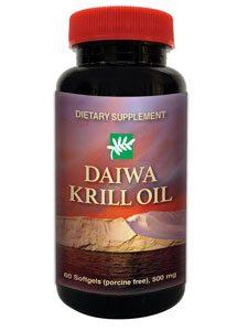 BRM4, Plasmanex1, Daiwa Krill Oil