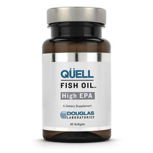 QÜELL Fish Oil – High EPA