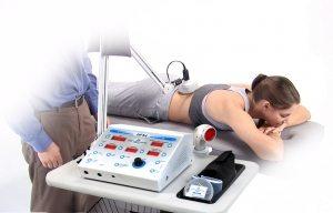HF54 Hands-Free Ultrasound Unit