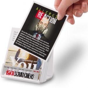 BackScratcher Cards