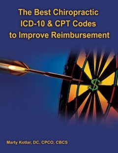 The Best Chiropractic ICD-10 & CPT Codes to Improve