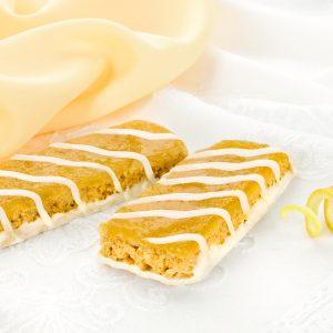 HealthWise Divine Protein and Fiber Bars Lemon Cream