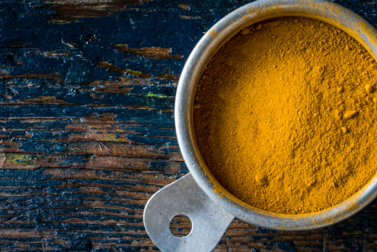 The history of turmeric dates back to ancient times