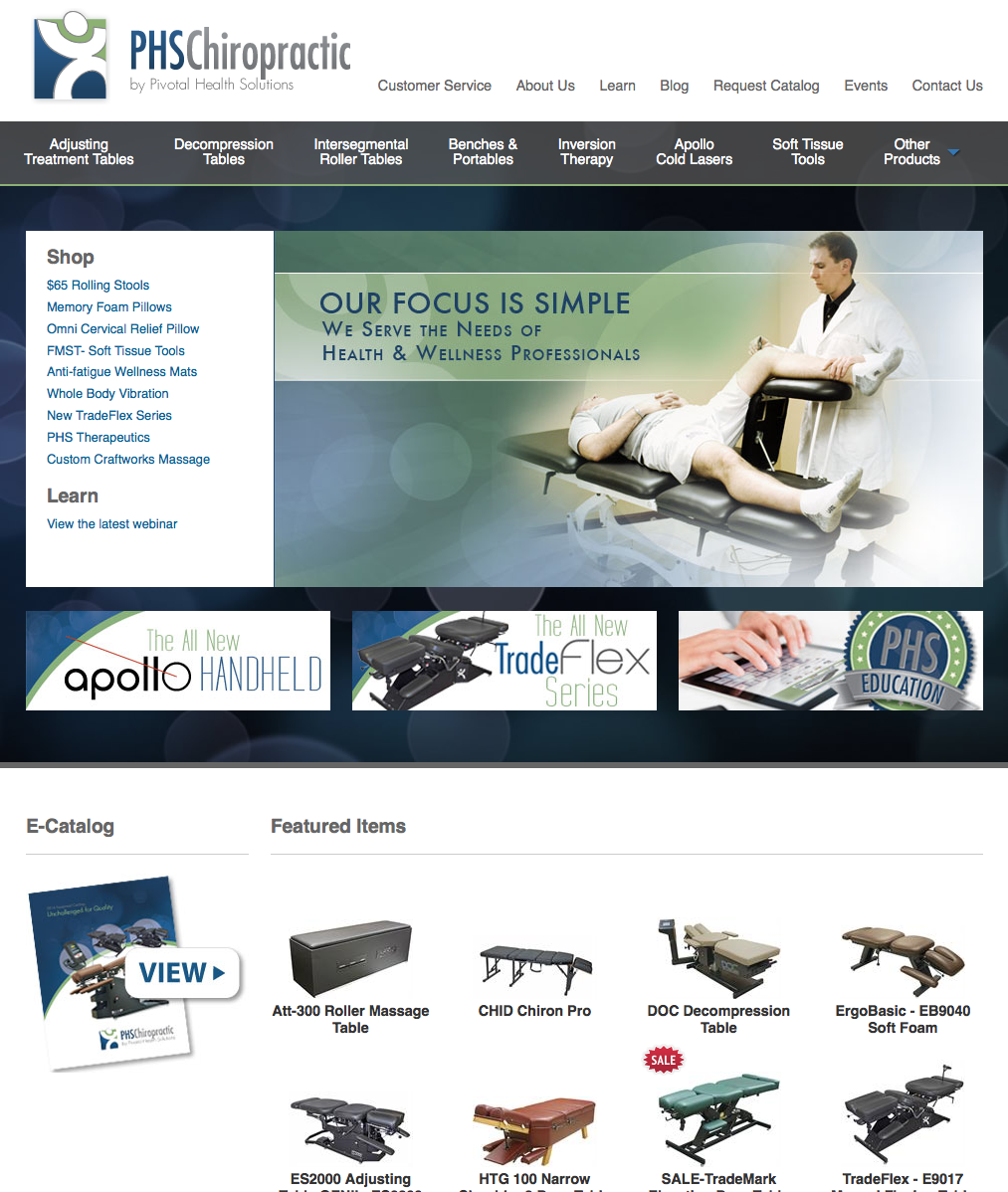 PHS_Chiropractic_site