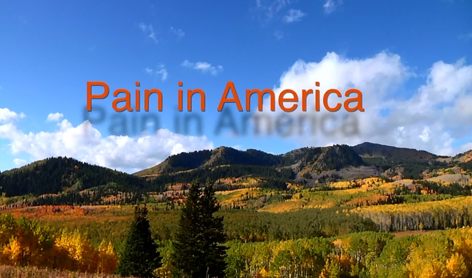 Pain_in_America_Main_Title_Screen_Grab