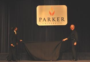Parker_University_Logo_Unveiling