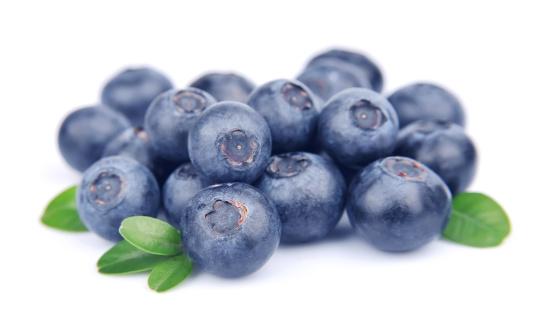 Bilberries offer health benefits.