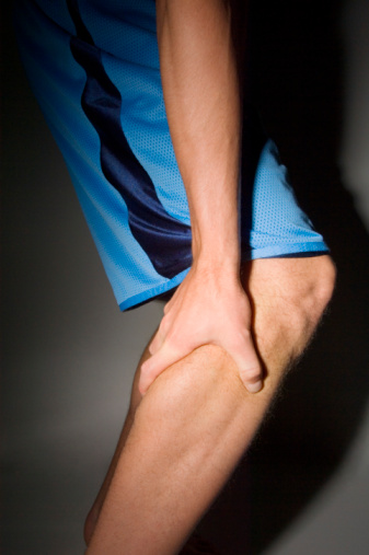 Get natural relief for leg cramps.